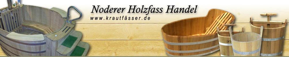 Noderer Holzfasshandel-Logo